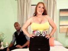 The Creamy Redhead & The Dark Buttmaster