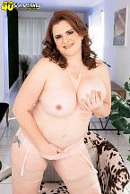 A Big-Boob Mom I'D LIKE TO FUCK named Kaiserin Dee